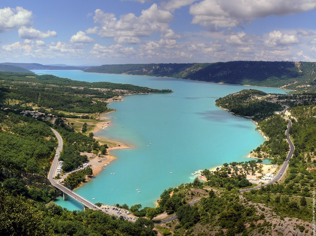 Pecheursdu04 le lac de sainte croix - Office du tourisme lac de sainte croix ...